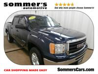 Exterior Color: midnight blue metallic, Body: Crew Cab