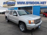 Options:  2011 Gmc Sierra 1500 Slt|4X4 Slt 4Dr Crew Cab