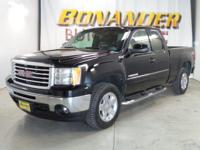 Come see this 2011 GMC Sierra 1500 SLT. Its Automatic