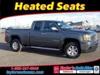 Exterior Color: gray, Body: Extended Cab Pickup Truck,