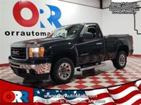 2011 GMC Sierra 1500 Work Truck Black   Reviews:    *