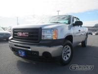 This 2011 GMC Sierra work truck is ready to roll. Visit