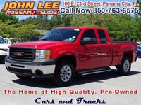 This 2011 GMC Sierra 1500 is a worthy competitor  with