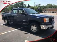 This four wheel drive 2011 Gmc Sierra 1500 Work Crew