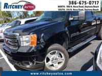 LOW MILEAGE 2011 GMC SIERRA 2500HD DENALI CREW CAB