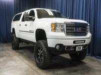 Clean Carfax 4x4 Lifted Diesel Truck with Matching