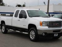 CARFAX One-Owner. Clean CARFAX. Summit White 2011 GMC