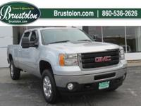 The used 2011 GMC Sierra 2500HD in Mystic, CT is ready