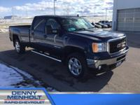 This 2011 GMC Sierra 2500HD SLT is proudly offered by