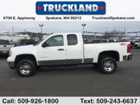 Options:  2011 Gmc Sierra 2500Hd Visit Truckland Online