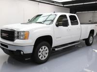 This awesome 2011 GMC Sierra 3500 4x4 Diesel comes