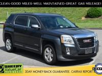 New Price! Clean CARFAX. Cyber Gray Metallic 2011 GMC