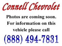 Connell Chevrolet is honored to present a wonderful