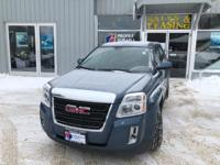 You can expect a lot from the 2011 GMC Terrain!