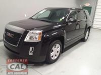 Options:  2011 Gmc Terrain Awd 4Dr Sle-1|4 Cylinder