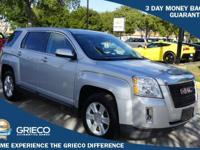 2011 GMC Terrain SLE-1 in Quicksilver Metallic, All