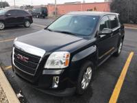 This outstanding example of a 2011 GMC Terrain SLE-1 is