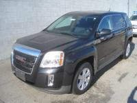 This outstanding example of a 2011 GMC Terrain SLE-1
