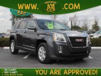 Options:  2011 Gmc Terrain Has Such Low Mileage You'll
