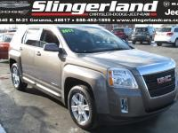 Options:  2011 Gmc Terrain Sle-1|Recent Arrival! Priced