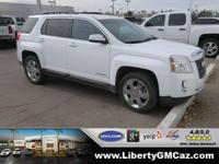 2011 GMC Terrain SLE-2 FWD 6-Speed Automatic 3.0L V6