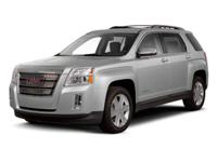 GMC Terrain SLE-2 2011 Heated Seats, Power Sunroof,