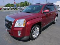 Check out this 2011 GMC Terrain SLE-2. Its Automatic