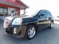 Options:  2011 Gmc Terrain Heated Leather Seats!