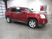 New Price! 2011 GMC Terrain SLT-1 Red 2011 GMC Terrain
