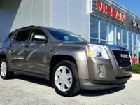 This 2011 GMC Terrain SLT-1 is proudly offered by