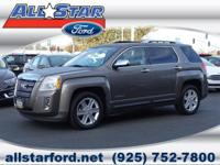 Boasts 29 Highway MPG and 20 City MPG! This GMC Terrain