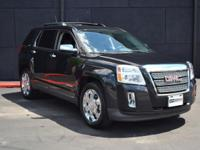 This 2011 GMC Terrain 4dr AWD 4dr SLT-2 features a 3.0L