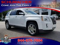 Options:  2011 Gmc Terrain Slt-2| |Dual-Stage Frontal