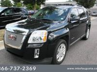 Mercedes-Benz of Augusta presents this 2011 GMC TERRAIN