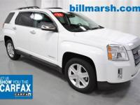 Terrain SLT-2, AWD, White, ABS brakes, Air