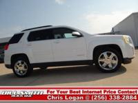 This is one Sharp GMC Terrain V6 2WD!! It was Bought