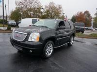 CLEAN AUTO CHECK HISTORY. Yukon Denali. AWD. and
