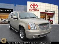 Options:  2011 Gmc Yukon Denali|4X2 Denali 4Dr