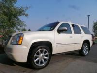 Options:  2011 Gmc Yukon 1500 Denali|White|102|331