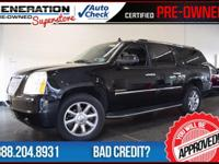 Yukon XL Denali, AWD, Onyx Black, and 2011 GMC Yukon