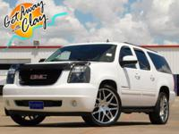 2011 GMC Yukon XL Summit White 6-Speed Automatic HD