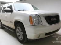 This 2011 GMC Yukon XL SLT 1500 4x4 with only 86,907