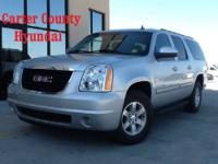 Check out this 2011 GMC Yukon XL that just hit our lot