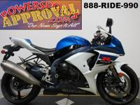 Used 2011 Suzuki GSXR1000 for sale with only 4,396