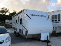 JUST ARRIVED BEAUTIFUL GULF STREAM TRAIL MASTER YEAR