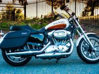 Up for sale, on every nice 2011 Harley Davidson Super