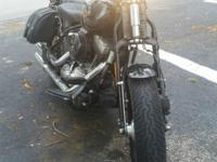2011 Harley Davidson Crossbones .. only 2535 original