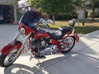 2011 Harley Davidson CVO Softail Convertible Screamin