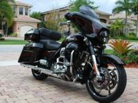 For sale is my beautiful 2011 Harley Davidson CVO