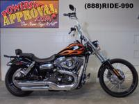 2011 Harley Davidson Dyna Wide Glide for sale 1,363